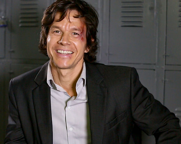 Mark Wahlberg by France and Jesse