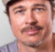 Brad Pitt by France and Jesse