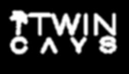 Twin Cay Logo slogan white gray-04.png