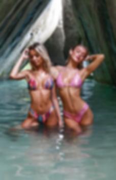 Alexa Collins and Faith Schroder - British Virgin Islands