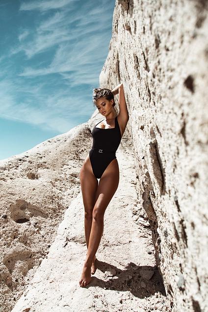 Carmella Rose for Naluna Swim