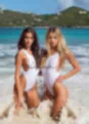 Cameron Rorrison and Celeste Bright - St. Lucia