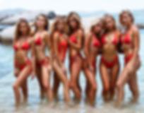 Alexa Collins, Cambrie and Faith Schroder, Bree Kleintop, Maddie Louch, Gabby Epstein, Danielle Maltby - British Virgin Islands