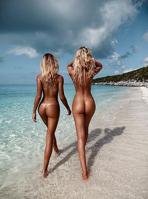 Bree Kleintop and Gabby Epstein - Exumas, Bahamas