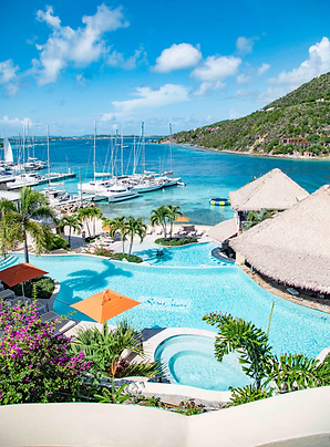 Scrub Island Resort - British Virgin Islands