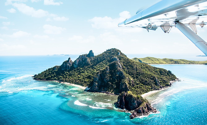 Fiji Island Aerial by France and Jesse