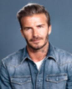 David Beckham by France and Jesse