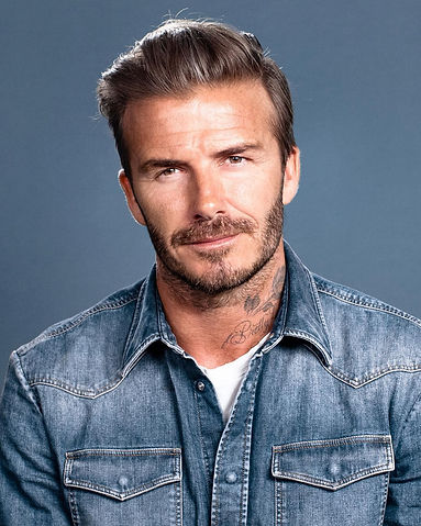 David Beckham by France and Jesse