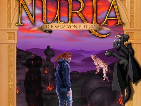 Werkstattbericht: Annina Safran berichtet über die Entstehung von Band 3 der Saga von Eldrid