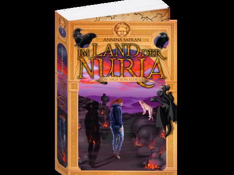 Leseprobe aus Band 3 der Saga von Eldrid: Im Land der Nuria
