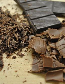 Chocolate, Tabletas de chocolate