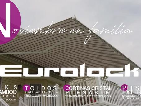 Eurolock, con sus Toldos se preocupa de toda su familia.