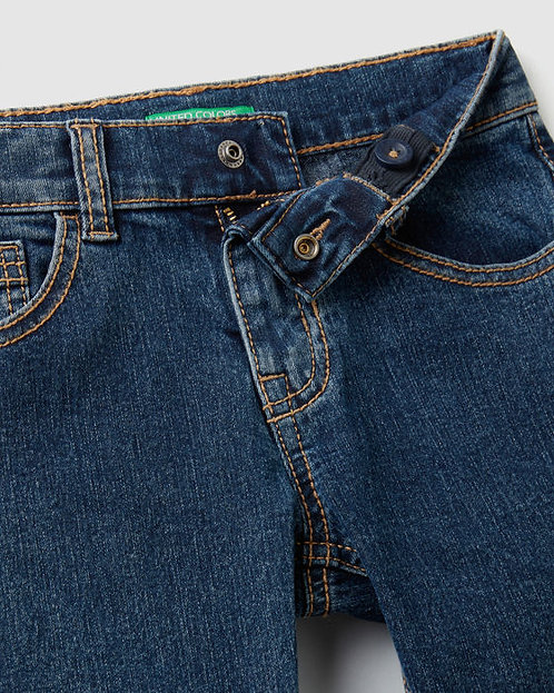 """JEANS CEÑIDOS """"ECO-RECYCLE"""""""