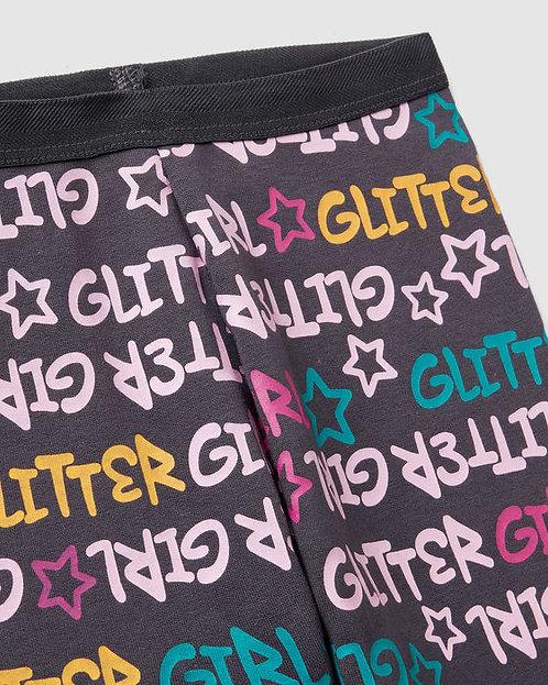 Leggins Girl Glitter