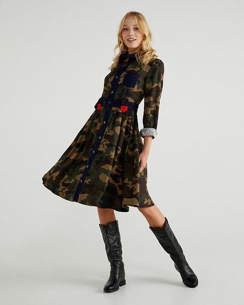 MILITARY BLENDED DRESS ICONIC