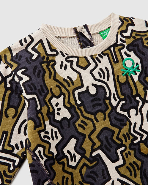 SUETER M/L KEITH HARING
