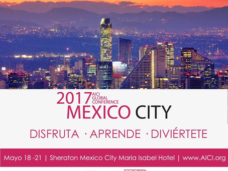 AICI Global Conference - Mexico2017