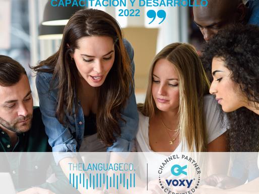 Tendencias en capacitación y desarrollo hacia el 2022