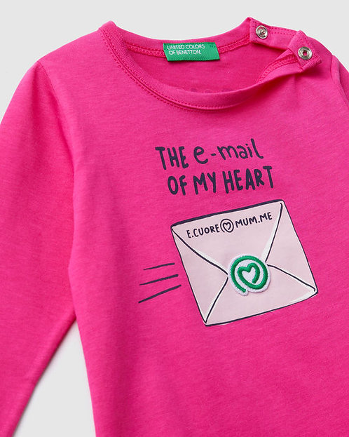 T-SHIRT THE EMAIL OF MY HEART