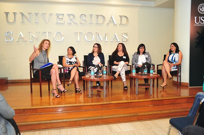 Panel Lanzamiento RIM Chile