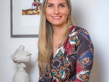 Evelyn Verdugo I VP Comunicaciones