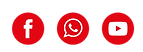 red-social-media-icons-set-logo-symbol-p