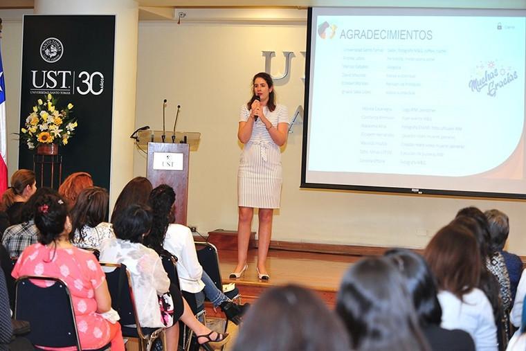 Milka Casanegra - Presidenta RIM Chile