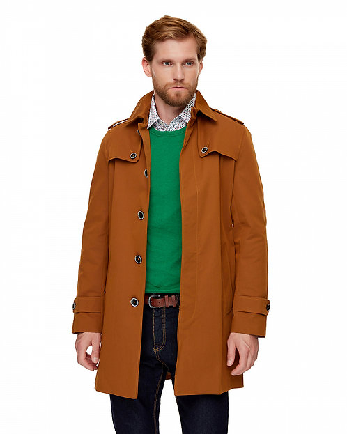 CHAQUETON | TRENCH