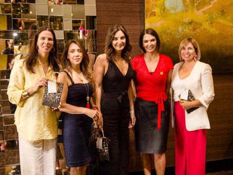 Almuerzo de cierre de fin año 2019, Comunidad Mujeres INfluyentes