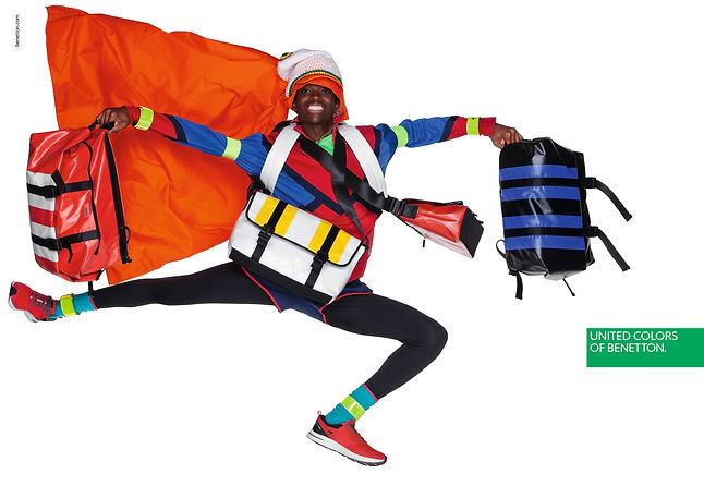 Benetton_SS19 Advertising Campaign_Adult