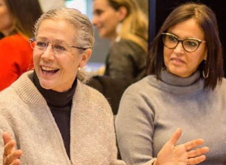Mujeres Influyentes Chile   Ximena Abogabir.