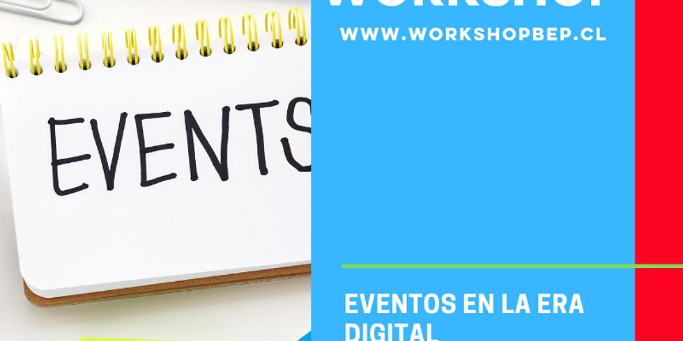 Workshop Eventos en la era digital
