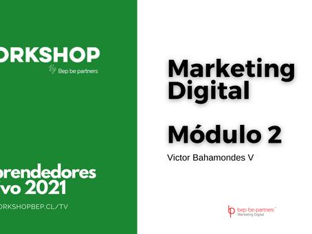 2° Modulo de Marketing Digital 2021