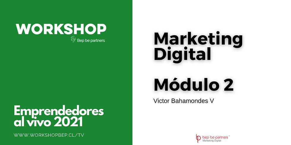 2do Modulo de Marketing Digital 2021