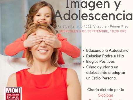 Imagen y Adolescencia