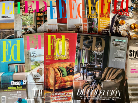Cerrando 25 años de la gran Revista ED