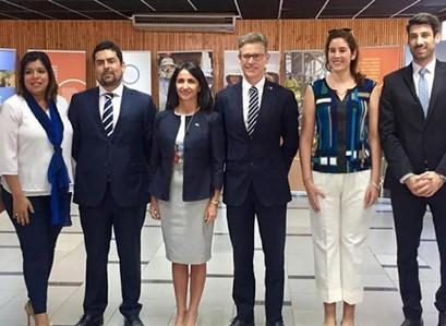 """RIM-CHILE EN JORNADA DE EXPOSICIÓN """"MUJERES EN LA MINERÍA: IMPACTO E INFLUENCIA"""""""