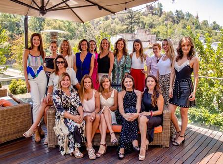 Ciclo de Charlas INfluyentes en alianza con Hotel Magnolia.