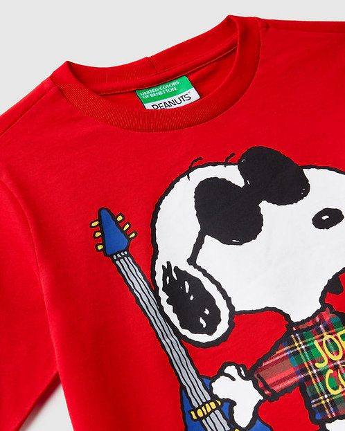 POLERON KIDS Snoopy