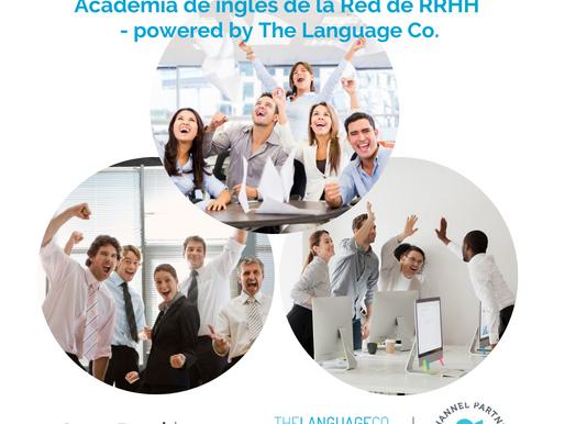 Ganadores Beca Academia de Inglés - Red de Recursos Humanos -powered by The Language Co.