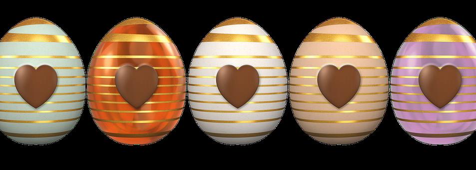 Huevitos de Pascua