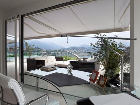 Sombra en su terraza o balcón
