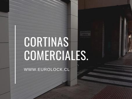 Cortinas Metálicas Comerciales Eurolock  | La mejor forma de proteger tu comercio u oficina