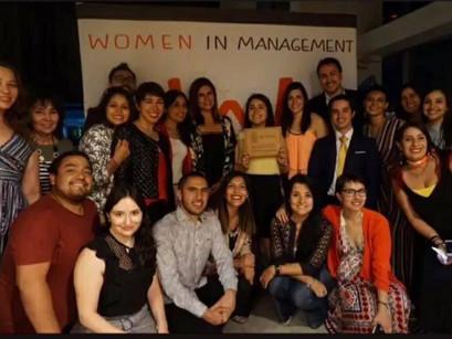 CELEBRAMOS JUNTO A WOMEN IN MANAGEMENT EN SU INCREIBLE CIERRE DE AÑO