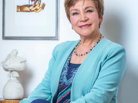 Alicia Maturana I VP Secretaria