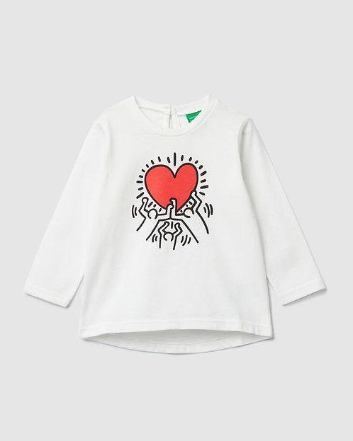 T-SHIRT M/L Keith Haring