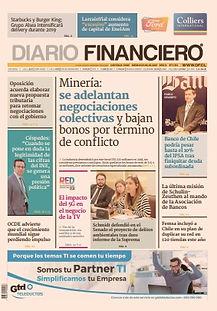 Diario Financiero - Mujeres Influyentes.