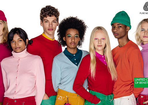 WOOL SO COOL Benetton y el proyecto Woolmark: fibra 100% natural