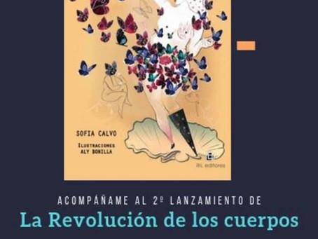 Invitación al Lanzamiento de LA REVOLUCIÓN DE LOS CUERPOS