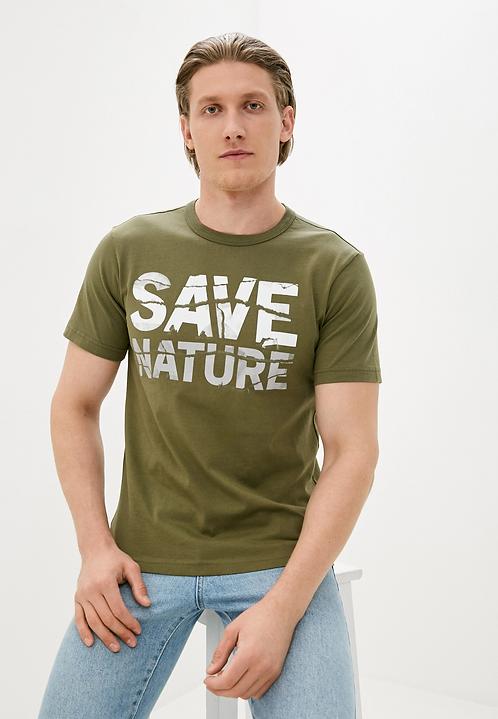 T-SHIRT SAVE NATURE